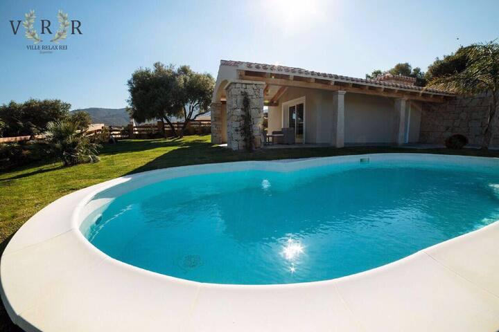 Villa Relax Rei Superior Gladiolo