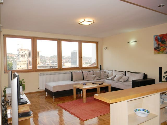 Central apartment-Center - Сараево - Квартира