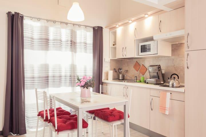 modern loft with private garden - Bologna - House