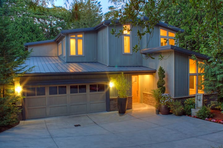 Private Mercer Island Retreat - 3bd - Mercer Island - Dom