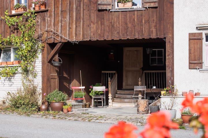 Ferien im Appenzellerland - Herisau - Pis