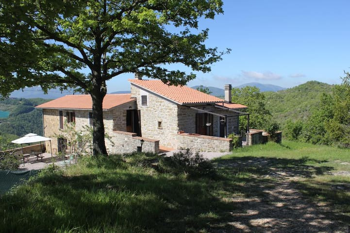 Holiday home in Umbria - Gubbio - House