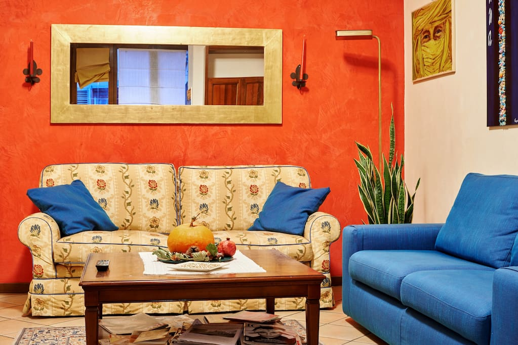 La rosa scarlatta dimora storica citt alta for Appartamenti in affitto bergamo