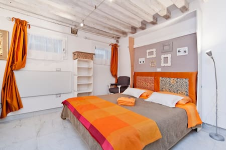 SMALL, COZY, CHEAP APARTMENT-STUDIO - Venedig