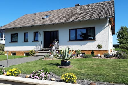 Spacious apartment near the forest in Emmelbaum in the Eifel