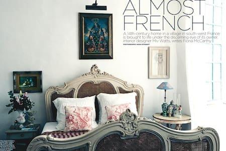 One Fine Room: In a fabulous House - Bed & Breakfast