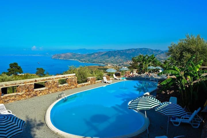 B&B Santa Margherita ....Sea view - Santa Margherita - Bed & Breakfast