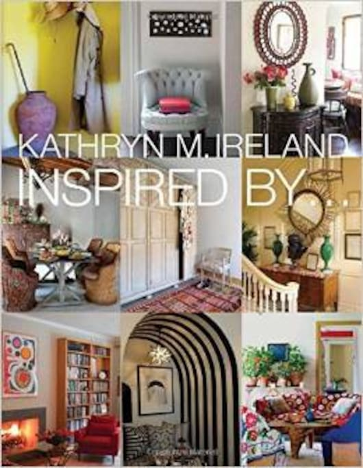 Featured in this beautiful book by Kathryn Ireland