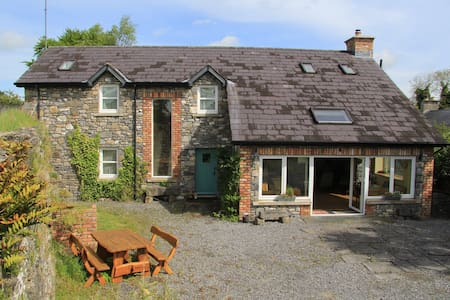 Rural retreat 1 hour from Dublin - Oldcastle - Haus