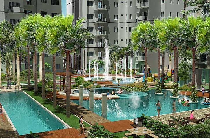 LUXURY RESORT 3BD HEARTof Colombo - Colombo - Appartement