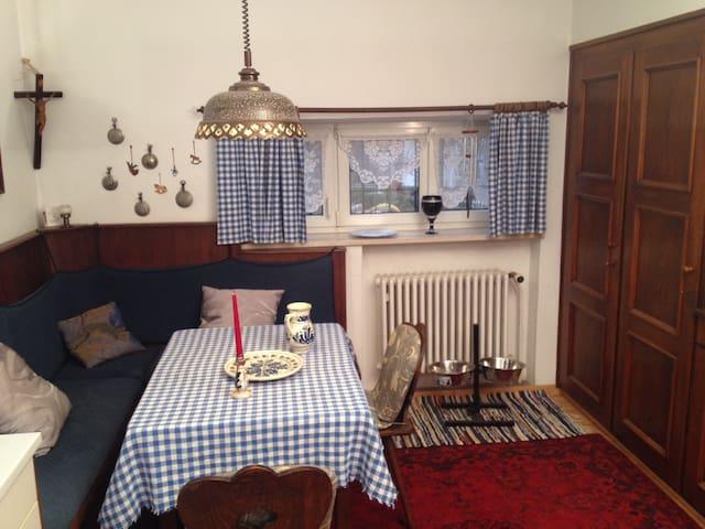Wohnung mit Garten zum Träumen - Gräfelfing - Apartment