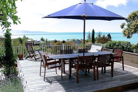 Marvellous Montrose  & Tasman Bay - Nelson - Bed & Breakfast