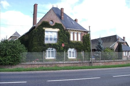 Poppy and bleuet house - Huis