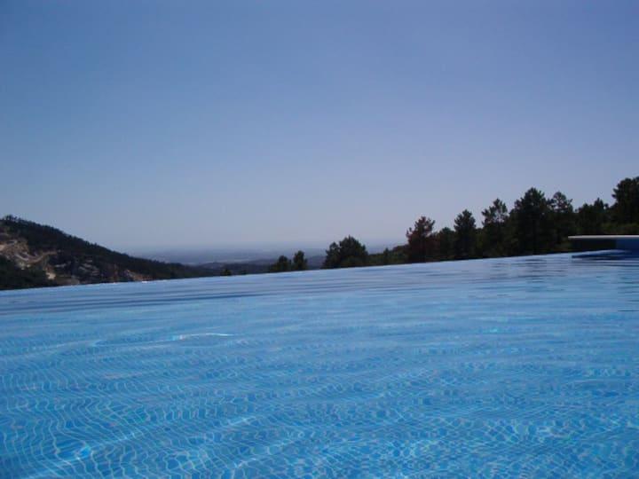 Luxury Villa with Pool, Views, Algarve Portugal