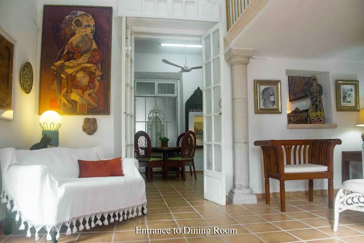 Museum Private Apartment - Mérida - Apartamento