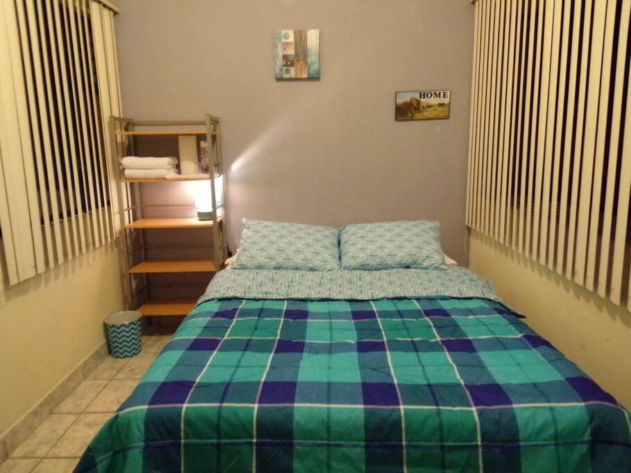 Linda habitación en zona segura y residencial, cerca de Cayala