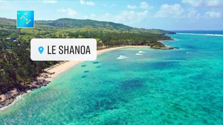 Le Shanoa - Location pieds dans l'eau -  Rodrigues