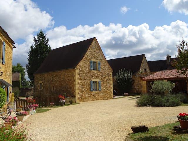 Maison typique en Périgord noir