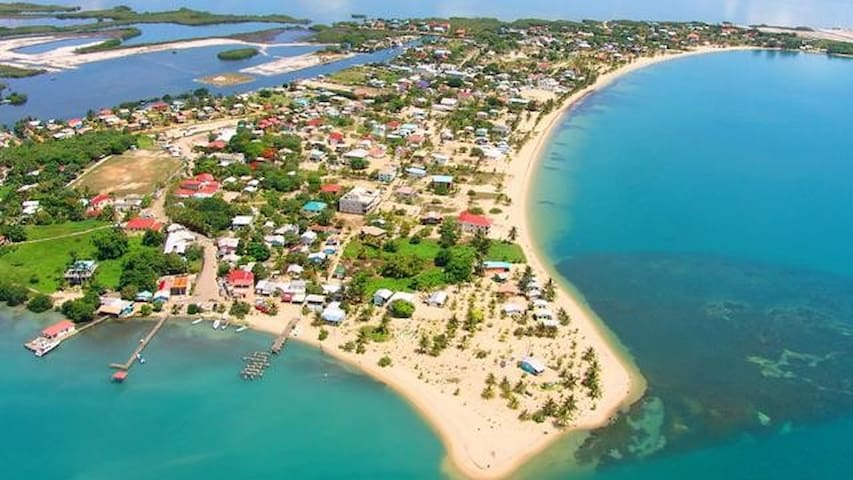 Placencia Belize Vacation Rental - Placencia - House