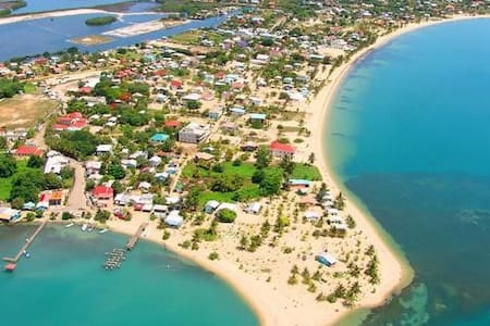 Placencia Belize Vacation Rental - Placencia - Casa