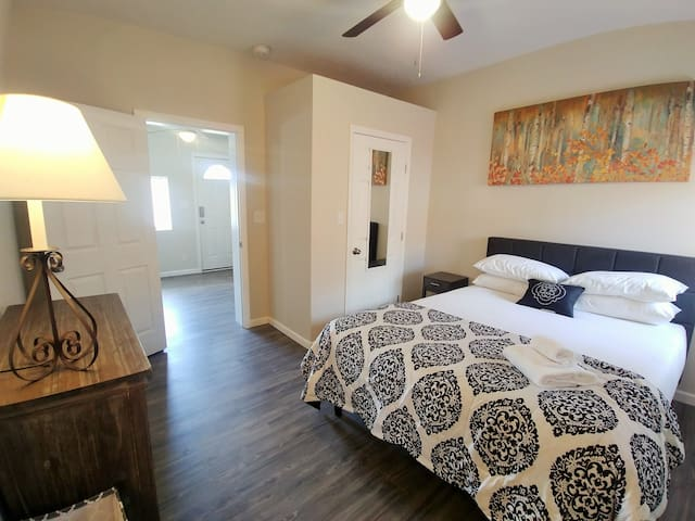 Modern and Clean Casita w/ Gated Parking!
