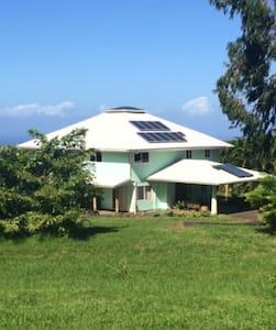 Kilau Mana Estate - Laupāhoehoe - Casa
