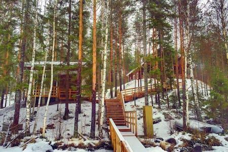 Suomi Retreat - Ruokolahti - Casa