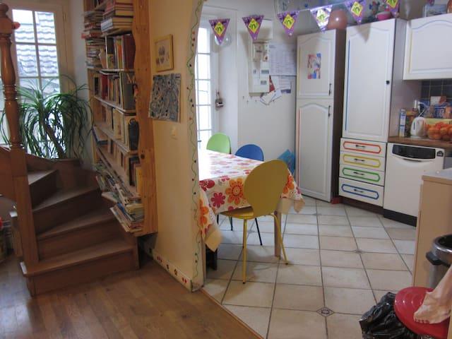Maison 2mn RER, centre Orsay, 90 m2 - Orsay