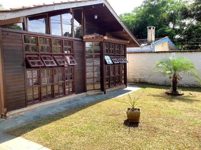 Casa aconchegante -Praia Laranjal/Pelotas