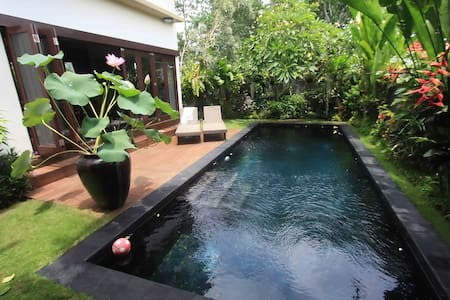 Tranquil Villa @The End of The Road - South Kuta - Βίλα