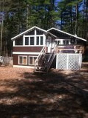 Conway NH 3 Bedroom Chalet