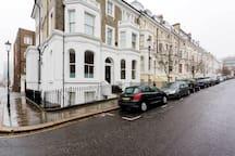 Flat on the doorstep of Notting Hill & Kensington