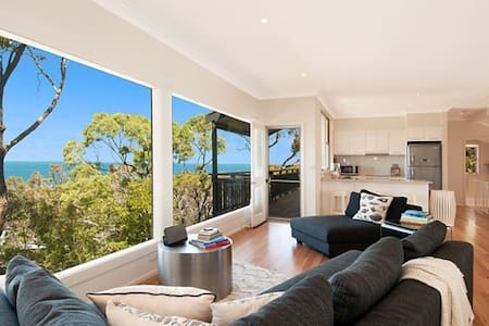 executive retreat - beach, bush and bay - Hardys Bay - Haus