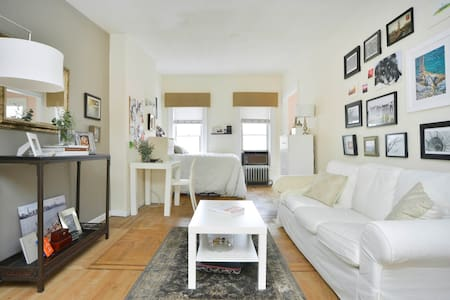 Charming Carroll Gardens Studio