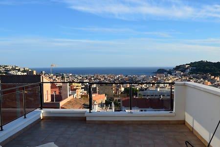 Beautiful appartment with sea view in Costa Brava