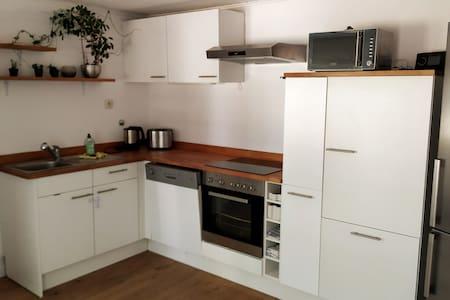 Kleine Wohnung im Grünen
