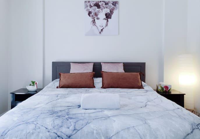 Second Bedroom Bed