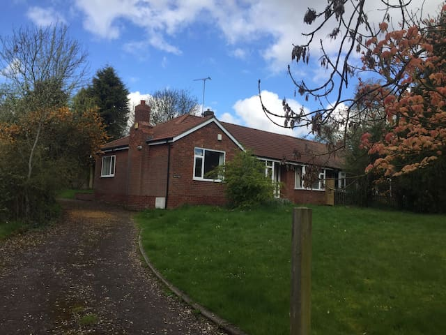 Lovely 3 bedroom home in the English countryside - South Cave - Huis
