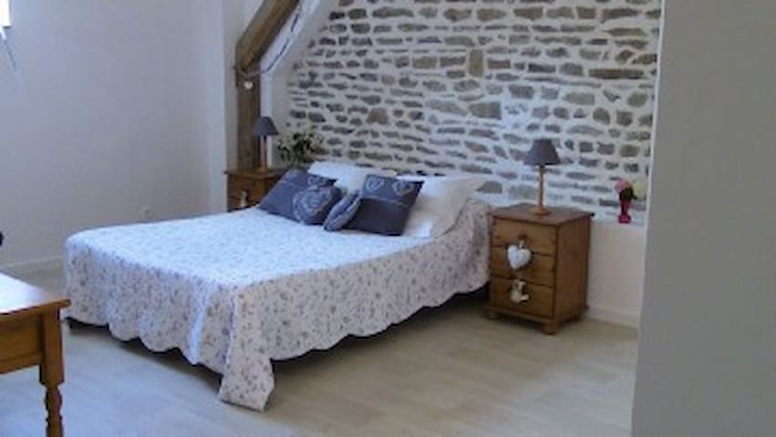 B&B La Bastide du Moulin - Pontorson - Bed & Breakfast