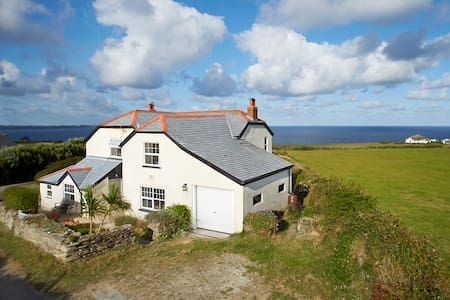 Merlin's Cottage, Cornwall - Tintagel