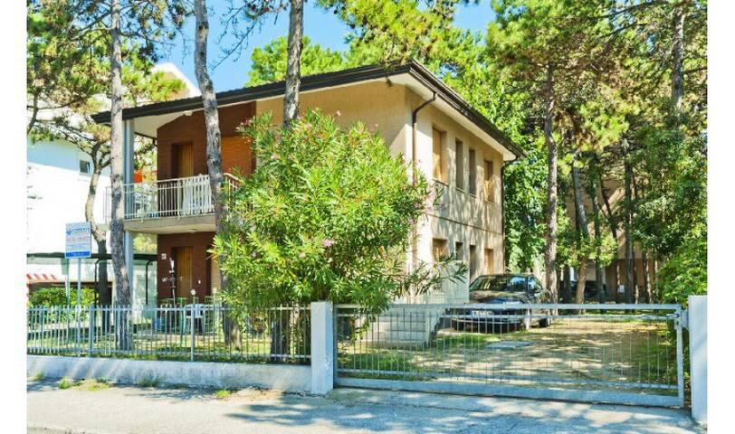Villa In Affitto Bibione Con Cane