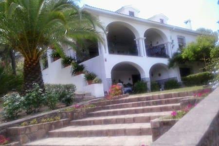 casa de campo con jardín y piscina - cordoba - 独立屋