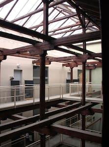 Loft in the artist district Lend