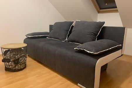 Cozy apartment, near the city centre