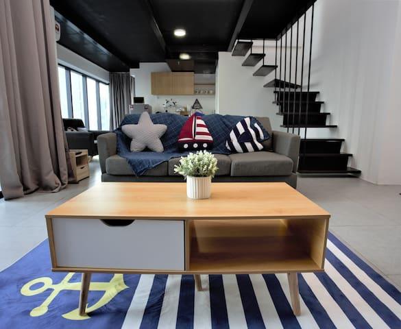 Empire City MyLoft   Clean Cozy Comfort   Spacious