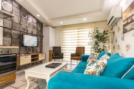 CHARMING AND LUXURY APARTMENTS 1 +1 - Istanbul