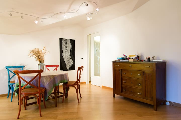 Nice flat in Abruzzo Region - Montorio al Vomano - Wohnung