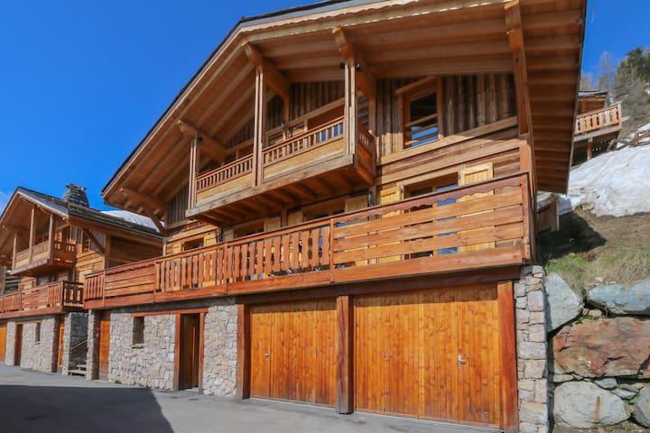 Chalet Désiré - Isola - Alpstuga