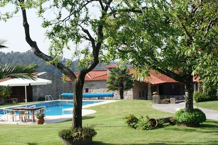 Private villa with pool in Barcelos - Barcelos - Hus
