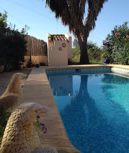 Sun and relaxation guaranteed! - Benissa - House